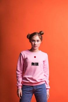 """Свитшот """"Бесконечность"""" Pink - фото 4977"""