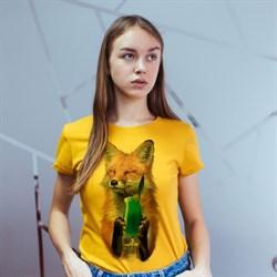 """Футболка """"Fox"""", женская"""