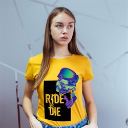 "Футболка ""Ride or die"""