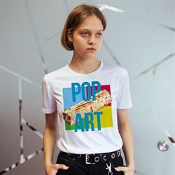 "Футболка ""PopArt"", женская"