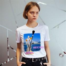 """Футболка """"SochiSea"""", женская"""