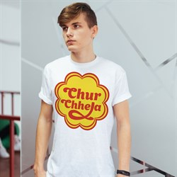 "Футболка ""Churchhela"", мужская"