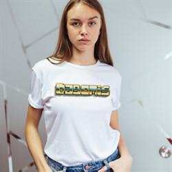 ФУТБОЛКА  РАЙОН ДАГОМЫС, женская